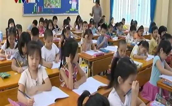 Khó thực hiện quy định lớp học không quá 35 học sinh