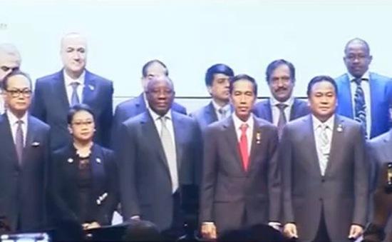 Hội nghị Thượng đỉnh kinh doanhÁ - Phi: Thúc đẩy hợp tác giữa hai châu lục