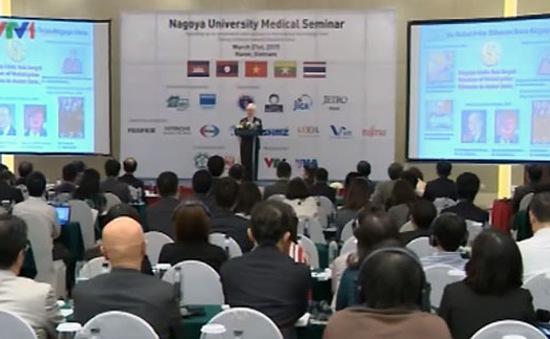 Đẩy mạnh hợp tác trong lĩnh vực công nghệ y tế