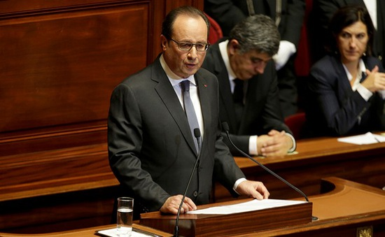 'Pháp sẽ tiêu diệt IS'