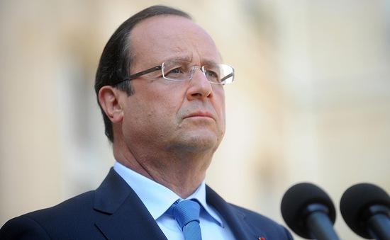 Pháp tuyên bố sẽ tham gia không kích IS