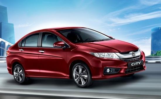 Honda Việt Nam khởi bán City 2016 với mức giá 552 triệu đồng