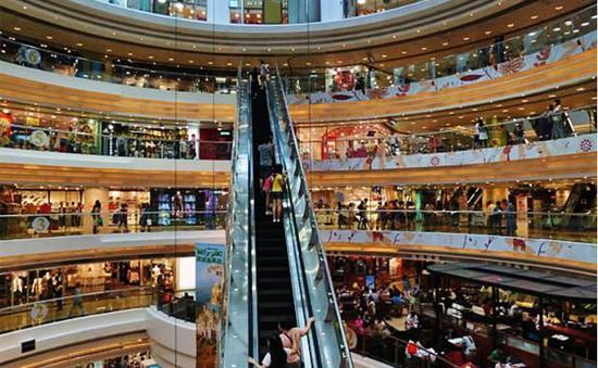 Giá thuê cửa hàng ở Hong Kong (Trung Quốc) giảm 40%