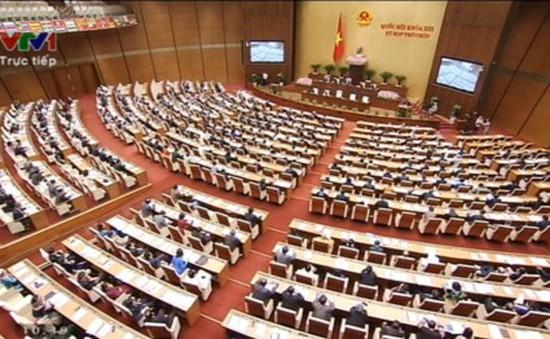 Quốc hội thảo luận Bộ luật hình sự (sửa đổi)