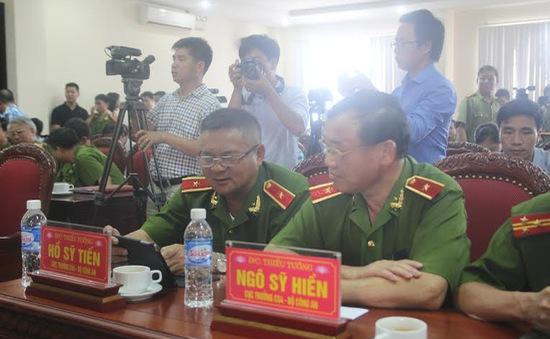 Họp báo vụ thảm sát ở Nghệ An: Vi Văn Hai là thủ phạm duy nhất
