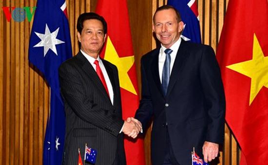 Thành lập Hội đồng Australia - ASEAN