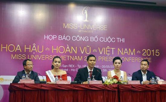 Hoa hậu Hoàn vũ Việt Nam trở lại sau 7 năm gián đoạn