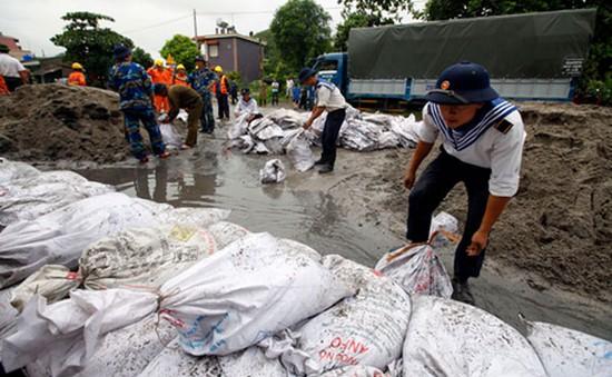 Hỗ trợ các gia đình bị thiệt hại do mưa lũ tại Quảng Ninh