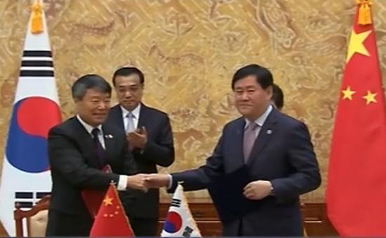 Hàn Quốc - Trung Quốc thiết lập thị trường giao dịch trực tiếp