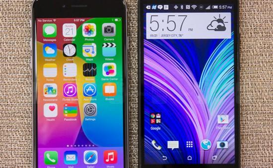 """HTC: iPhone đang """"rất tẻ nhạt"""""""