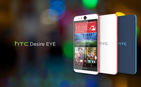 """HTC giảm giá sốc """"vua tự sướng"""" HTC Desire Eye"""