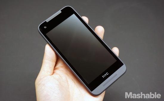 HTC Desire 520 chính thức lên kệ tại Mỹ với giá hời