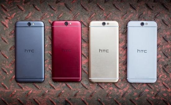 'Bom tấn' HTC One A9 chính thức có mặt tại Việt Nam