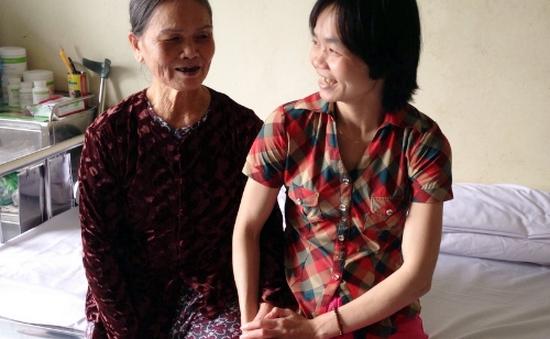 Nỗ lực vượt qua khó khăn của cựu đô vật Lê Thị Huệ