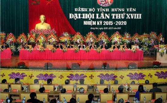 Khai mạc Đại hội đại biểu Đảng bộ tỉnh Hưng Yên