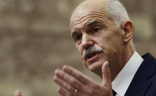 Cựu Thủ tướng Hy Lạp thành lập đảng mới