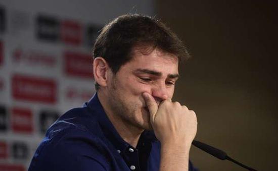Chủ tịch Real buột miệng tiết lộ lý do khiến Casillas rời Real