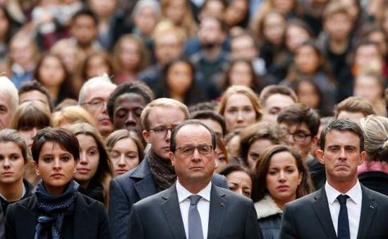 Pháp sửa đổi hiến pháp nhằm tăng cường chống khủng bố