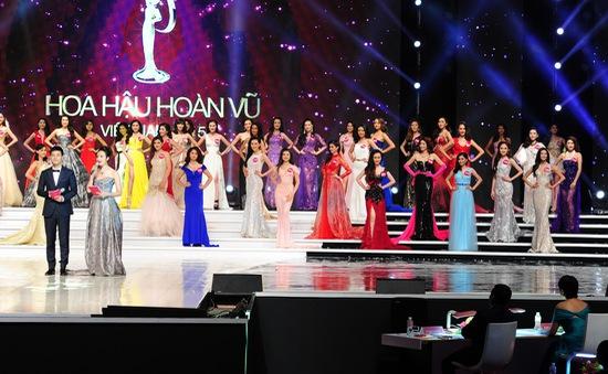 45 người đẹp tranh tài trong CK Hoa hậu Hoàn vũ Việt Nam 2015
