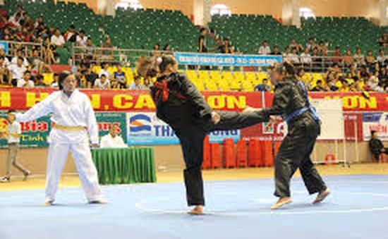 CLB Hà Nội chiếm ưu thế tại giải vô địch các CLB Pencak Silat