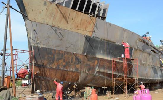 Số tàu cá đăng ký đóng mới theo Nghị định 67 tại Bà Rịa - Vũng Tàu tăng 2 lần