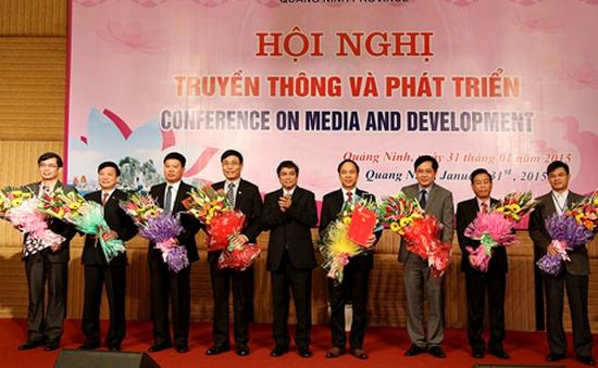 Khai mạc Hội nghị truyền thông và phát triển tại Quảng Ninh