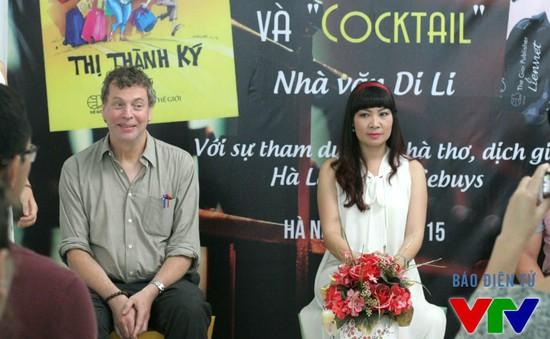"""""""Cocktail"""" của Di Li lần đầu tới Hà Lan"""