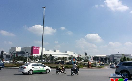 Trung tâm thương mại AEON Mall Long Biên chính thức mở cửa