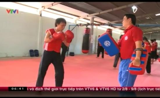 Những cực khổ của nữ giới khi theo môn Kickboxing