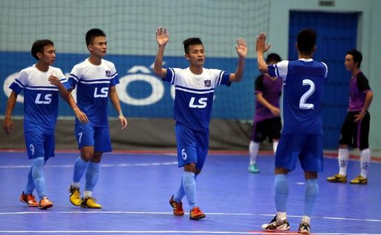 Thái Sơn Nam giành ngôi vô địch giải futsal toàn quốc 2016