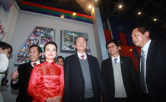 Đài Truyền hình Việt Nam giành giải Đặc biệt tại Hội báo Xuân 2015