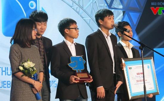 Lộ diện quán quân Giải thưởng Chim xanh 2015