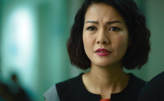 Diễn viên Hoàng Xuân tái xuất sau thời gian dài vắng bóng