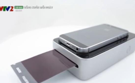SnapJet -Máy in ảnh từ smartphone