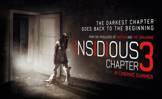 Insidious 3 thu 4 tỷ đồng ngày công chiếu ở Việt Nam