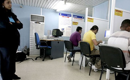 Cuba mở rộng dịch vụ Internet