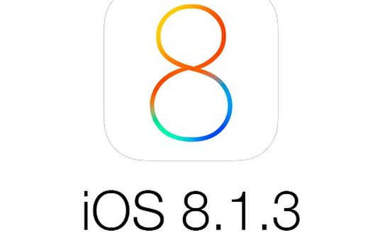 Apple cập nhật phiên bản iOS 8.1.3