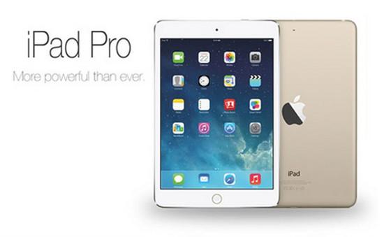 iPad Pro sẽ ra mắt vào ngày 9/9?
