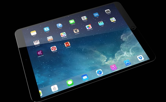 Apple chính thức bán trực tuyến iPad Pro
