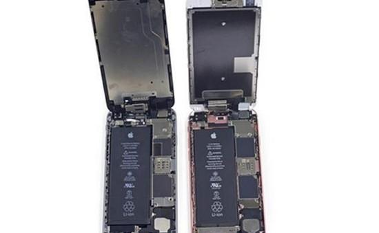Chi phí sản xuất iPhone 6S tốn 245 USD