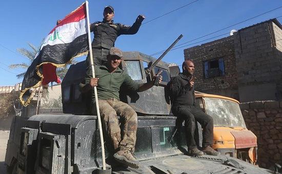Iraq giành lại thành trì quan trọng tại Ramadi