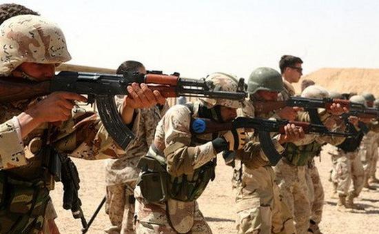 Iraq bắt đầu tái thiết quân đội