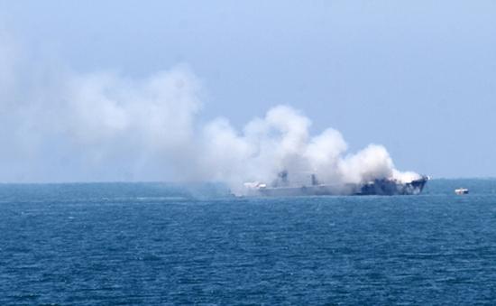 IS tấn công tàu tuần tra hải quân của Ai Cập