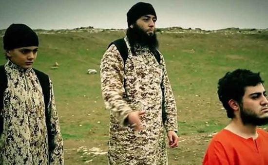 IS tung đoạn video hành quyết tù nhân người Israel
