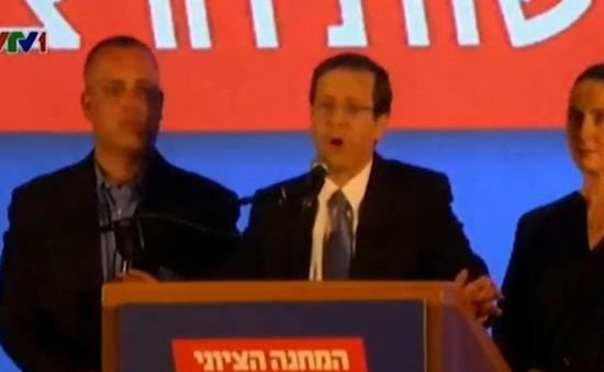 Cuộc bầu cử Israel bất phân thắng bại