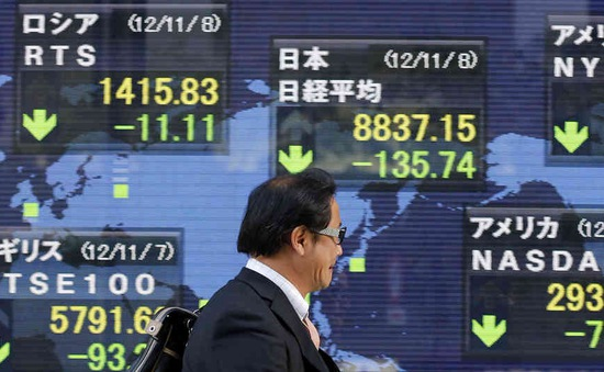 Những thống kê đáng buồn về nền kinh tế Nhật Bản