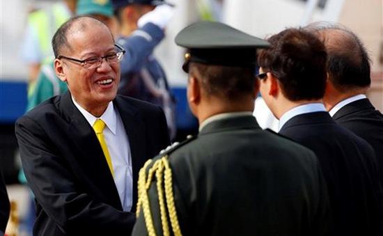 Tổng thống Philippines thăm Nhật Bản