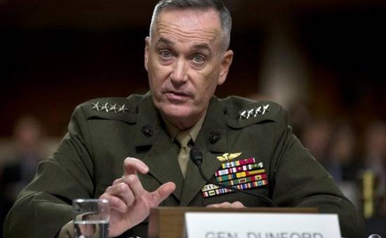 Chủ tịch Hội đồng tham mưu trưởng liên quân Mỹ bất ngờ thăm Iraq