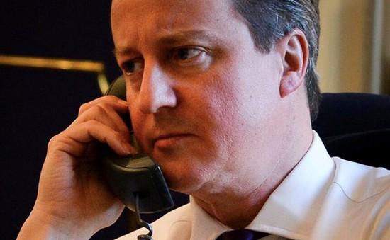 Anh: Giả danh Giám đốc tình báo gọi điện cho Thủ tướng