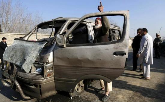 Afghanistan: Đánh bom liều chết tại Kabul, 14 người thương vong